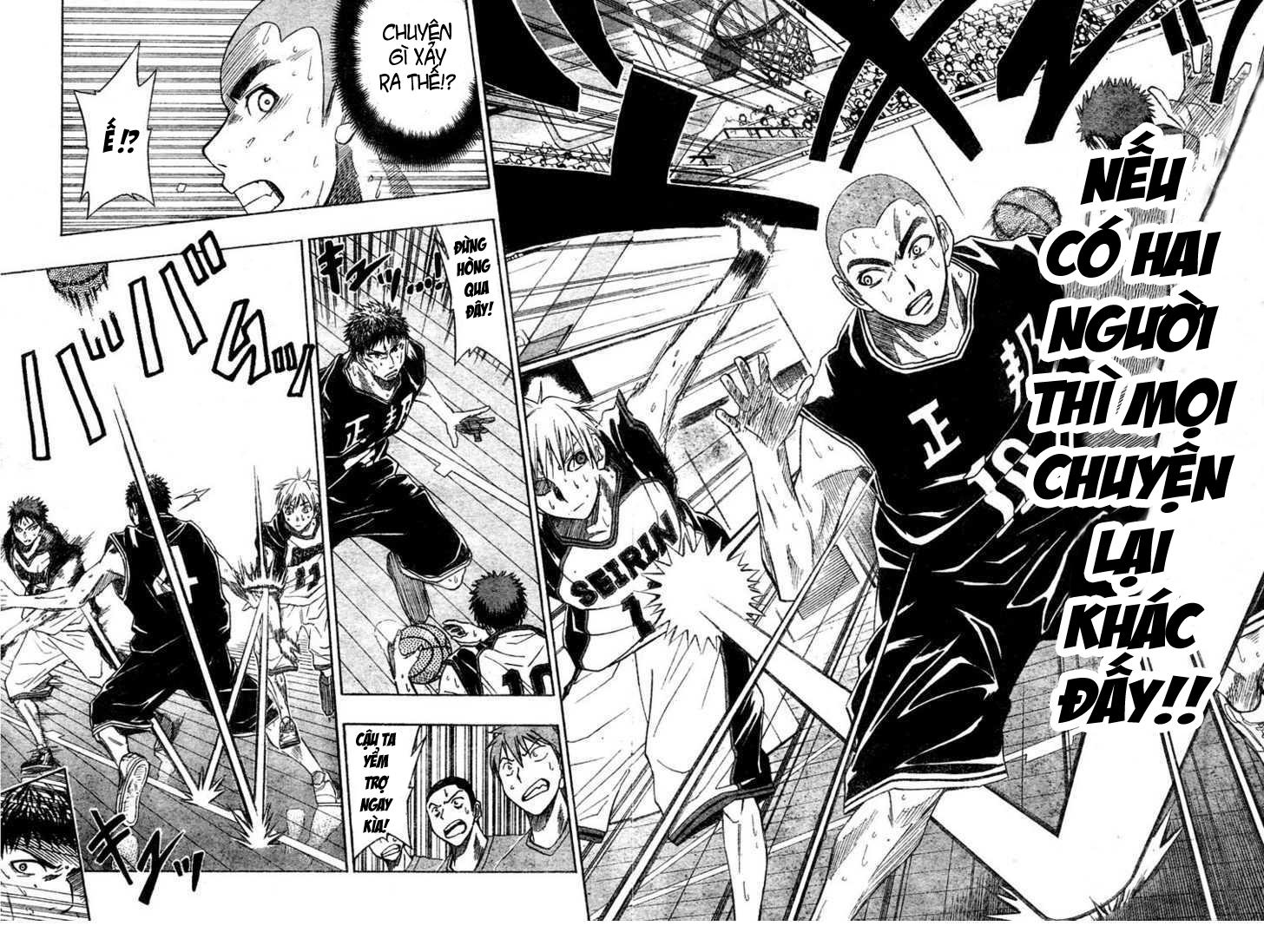 Kuroko No Basket chap 022 trang 8