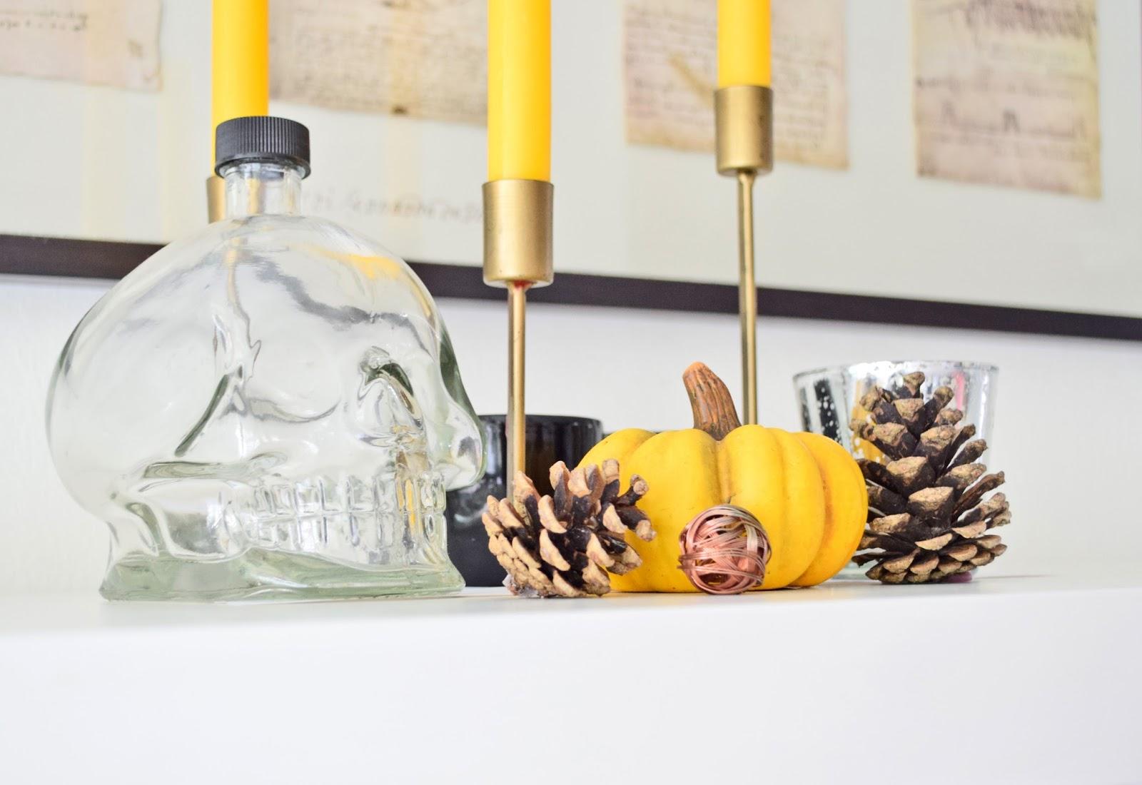 Halloween dekoracja