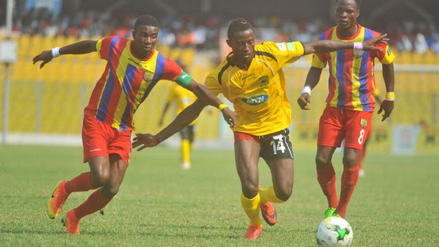 Hearts vs Kotoko [1:3] at MTN FA Cup Final, Kotoko beat Hearts to win trophy [Video]