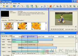تنزيل برنامج تحرير وتعديل الفيديو Video Edit Magic