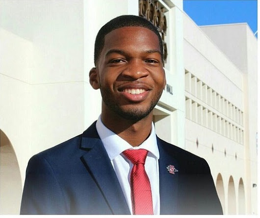 Meet The Nigerian Guy Who Won SUG Presidential Election In A US University  - DJ NED SNOW