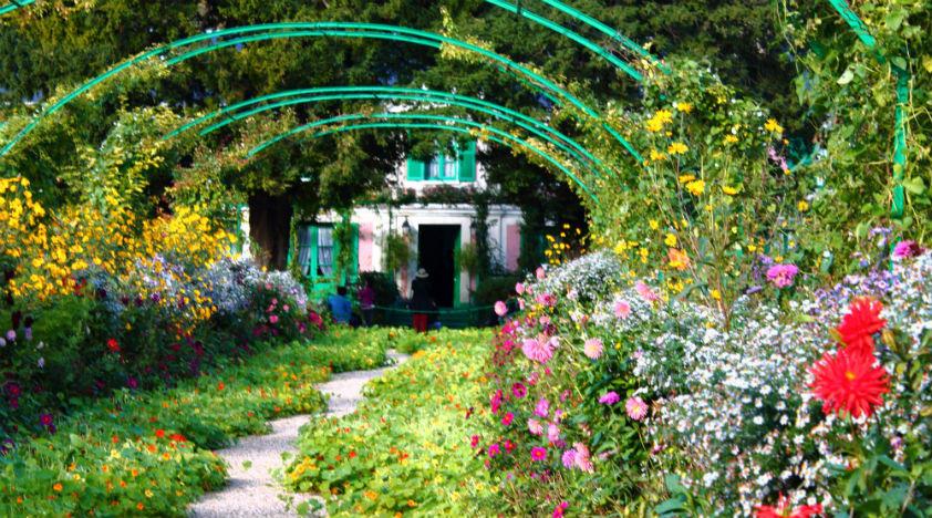 A casa e os jardins de monet em giverny na fran a dicas for Jardins de monet a giverny