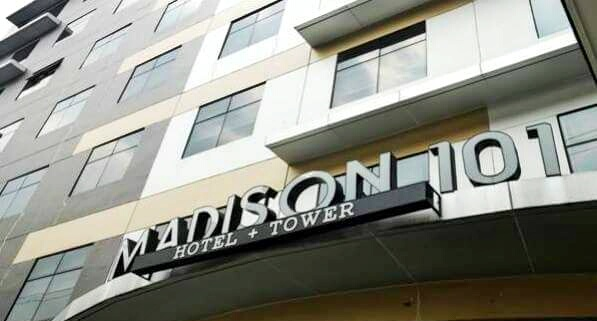 Madison 101 Hotel Tower Review The Pinoy Traveler