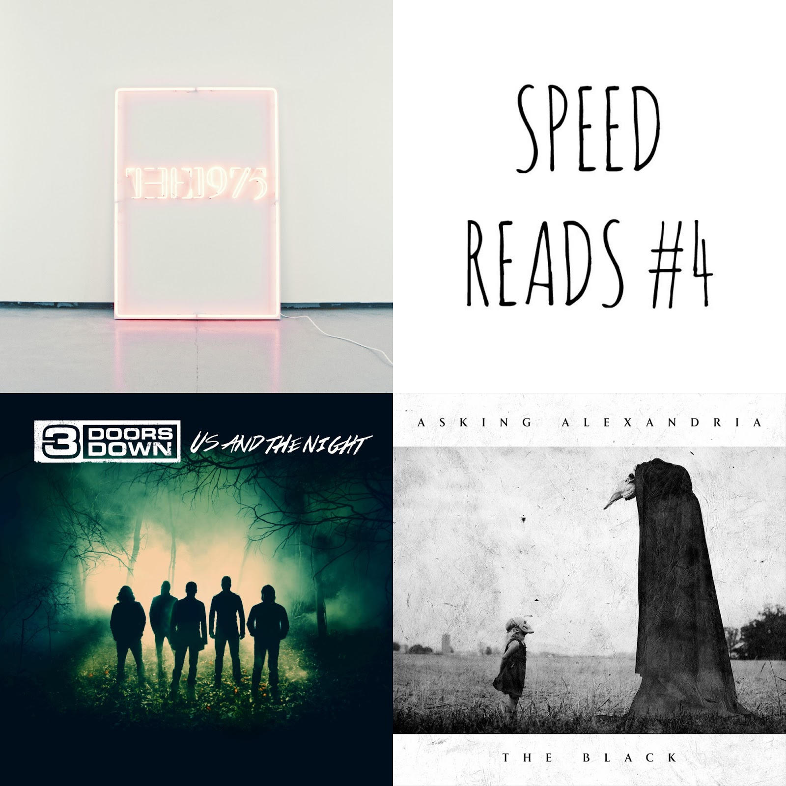 Inspired By Reviews Speed Reads The 3 Doors Down Asking