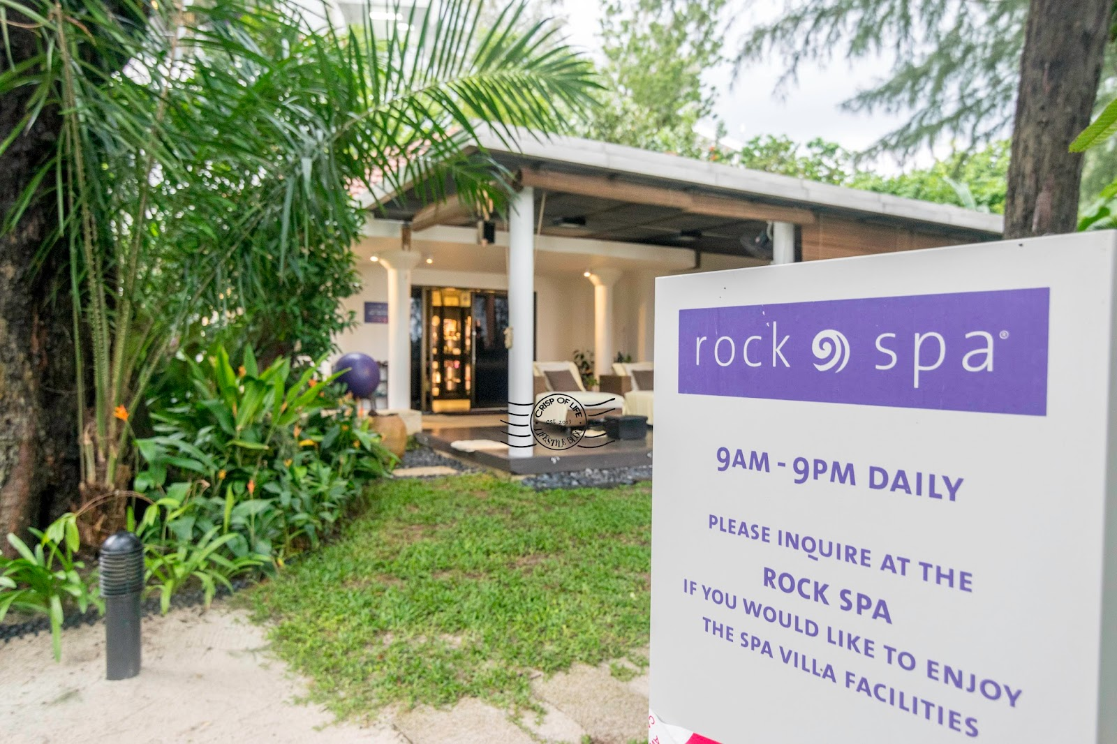 Rock Spa Hard Rock Hotel Penang
