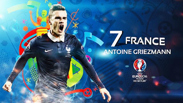 LIVE STREAMING EURO: Siaran Langsung Swiss vs Prancis Piala Eropa 2016 RCTI