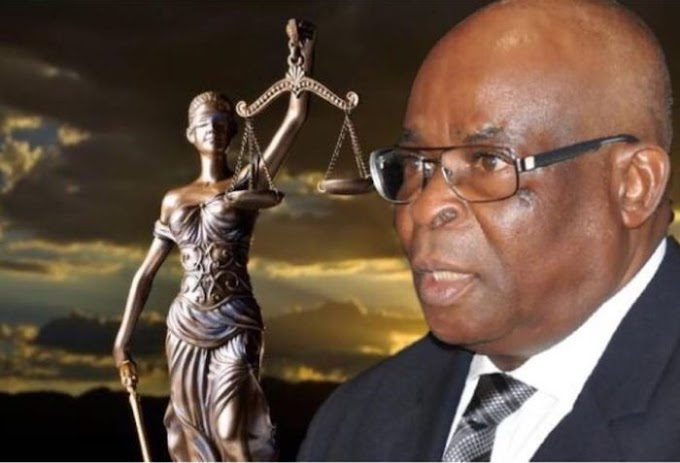 BREAKING!!! Federal Government Freezes Chief Justice Of Nigeria's Five Accounts