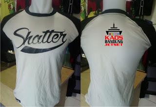 Jasa Pembuatan Kaos baju sablonan Kualitas Distro Terbaik di Kota Bandung
