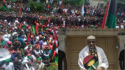 FG moves to block IPOB's source of funding