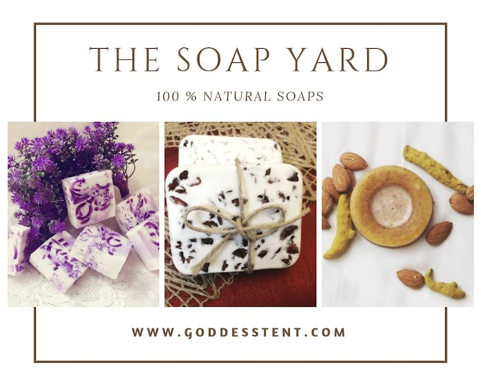 Soap Yard - Buy 100 % Natural & Handcrafted Soaps