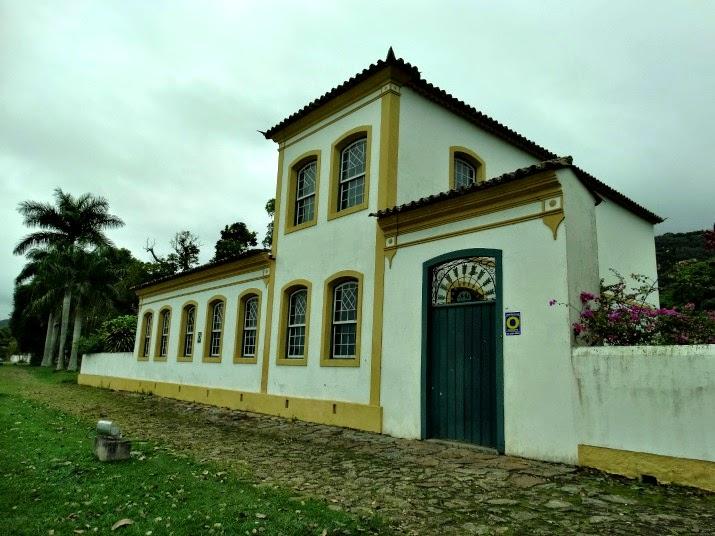 Museu Etnográfico, em Balneário São Miguel, Biguaçu