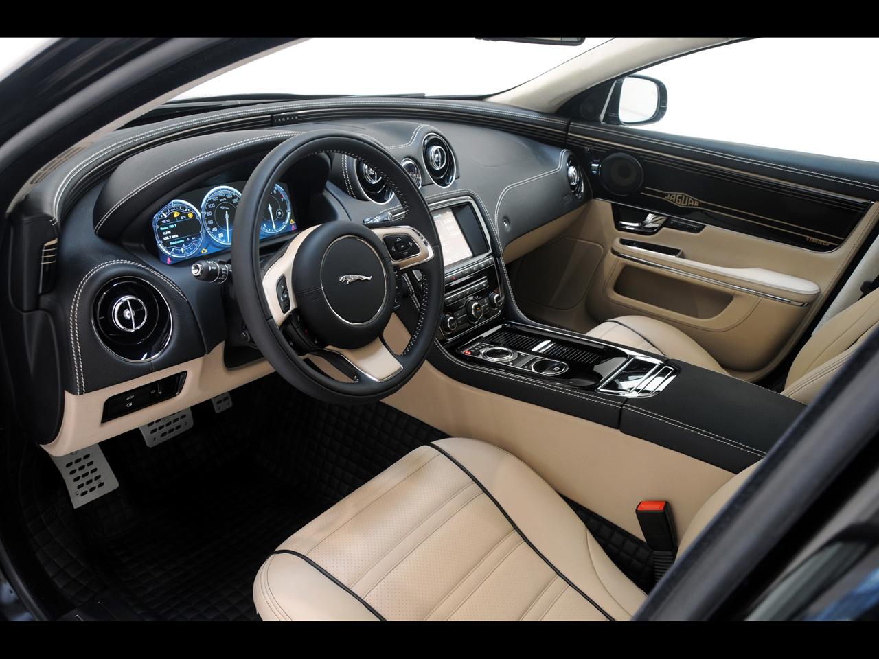 Jaguar xj interior |Its My Car Club