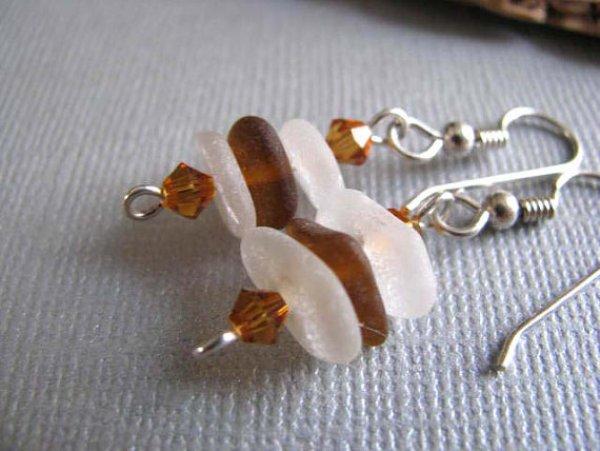Creative Amp Unique Sea Glass Jewelry Spicytec