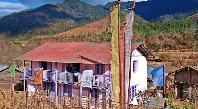 Red Berry Riverview Homestay by OK North East, Shergaon, Arunachal Pradesh