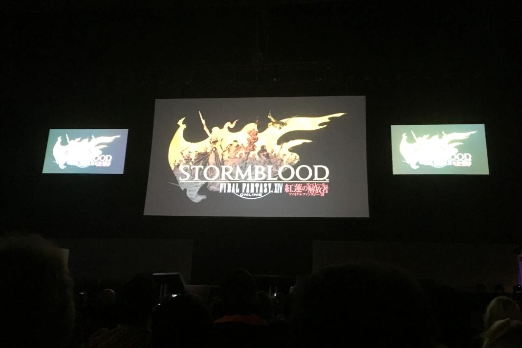 Final Fantasy XIV Fan Festival 2017 Frankfurt