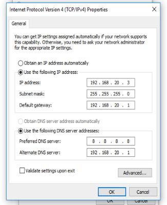 Cara Konfigurasi & Pengujian SSH Pada Linux Debian
