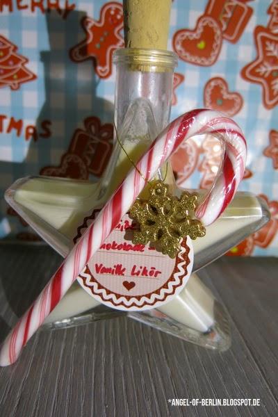 Weiße Schokolade Vanille Likör