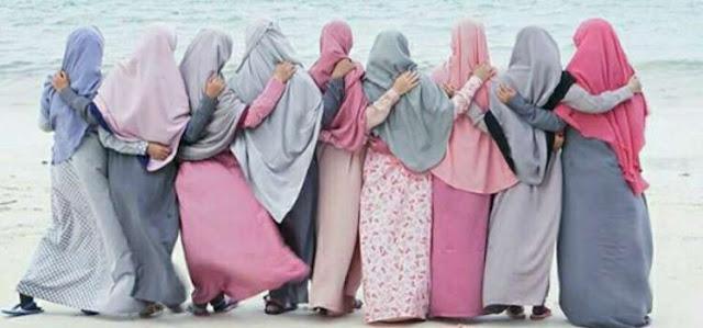 Untuk Muslimah, Beginilah 3 Jurus Jitu Hadapi