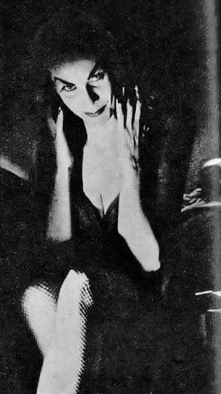 White Zombie (1932) After settling down in her attic V&ira welcomes her viewers  I hope you have been lucky enough to have had a horrible week;  and ...  sc 1 st  sicko-psychotic & SICKO-PSYCHOTIC: Lady of Horrors / Vampira (1954-1955)