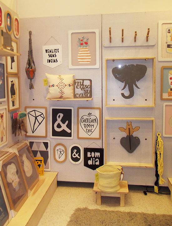 quadrinhos, adot, a casa eh sua, craft design, decoração, decor