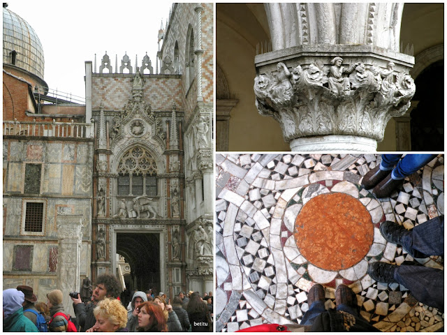 San Marco & Palazzo Ducale details by betitu
