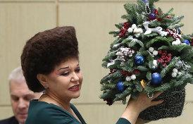 последний день прически Валентины Петренко в Совфеде