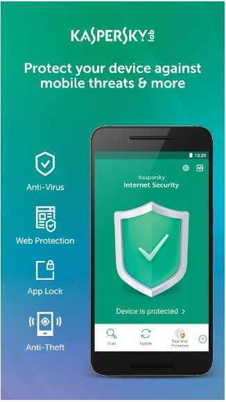 kaspersky internet security premium apk