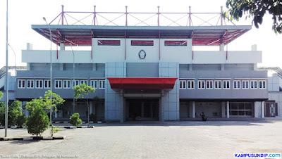 Stadion Kampus Undip Tembalang Semarang