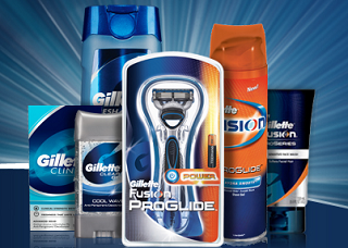 Image: Free Gillette Products and coupons