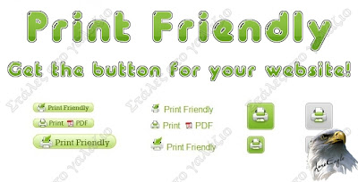 Print Friendly & PDF, Blogger Help, Blogger Tutorials, Print Buttons, WebSite, Wordpress Tutorials