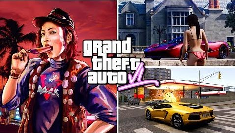 Download GTA 6 Games For Android Free