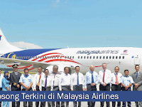 Jawatan Kosong di Malaysia Airlines - Pelbagai Jawatan Ditawarkan