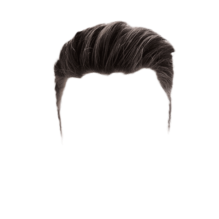 Part01 Real Hair Png Zip File Free Download Men Hair
