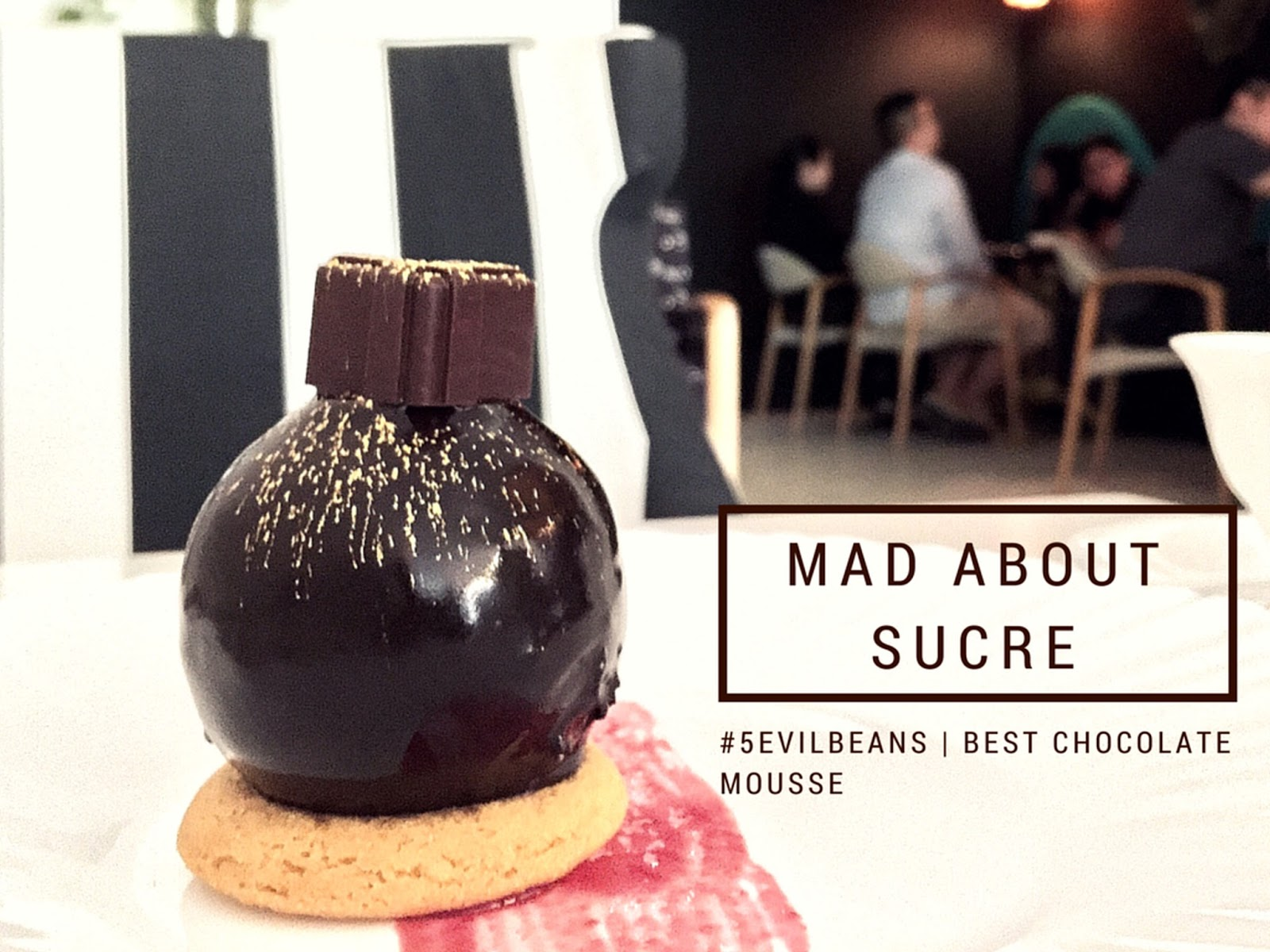 Mad About Sucre Cafe Singapore