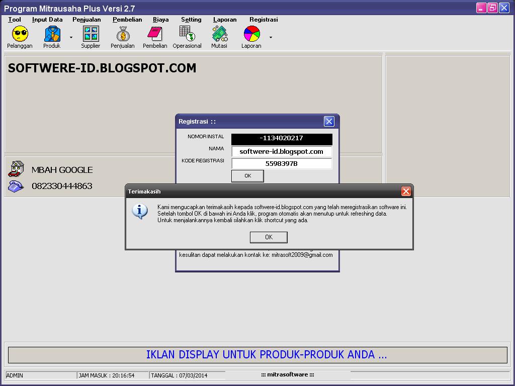 gdmath windows 7