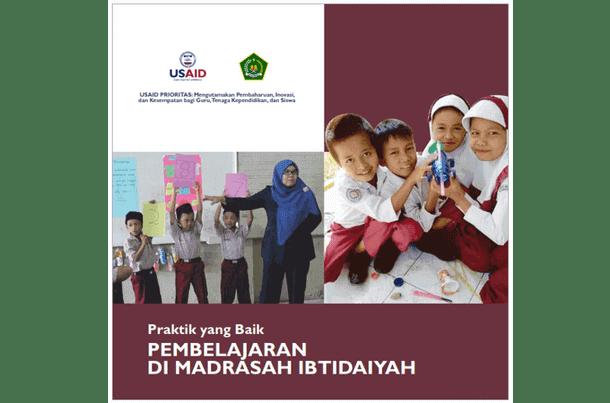Buku Praktik Baik Pembelajaran di MI (Madrasah Ibtidaiyah)