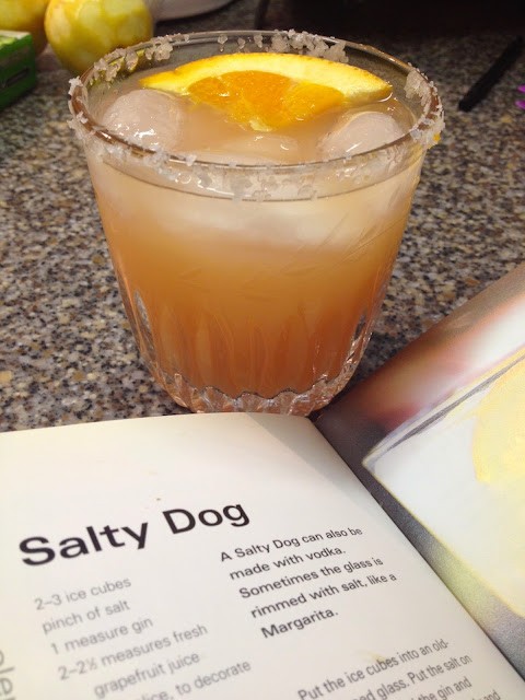 cookbook countdown and ff appendix #3 the salty dog