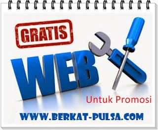 Pembuatan Blog Promosi GRATIS
