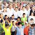 Secretario de Bienestar Social en Tamaulipas Gerardo Peña Flores, festejo a los niños riobravenses