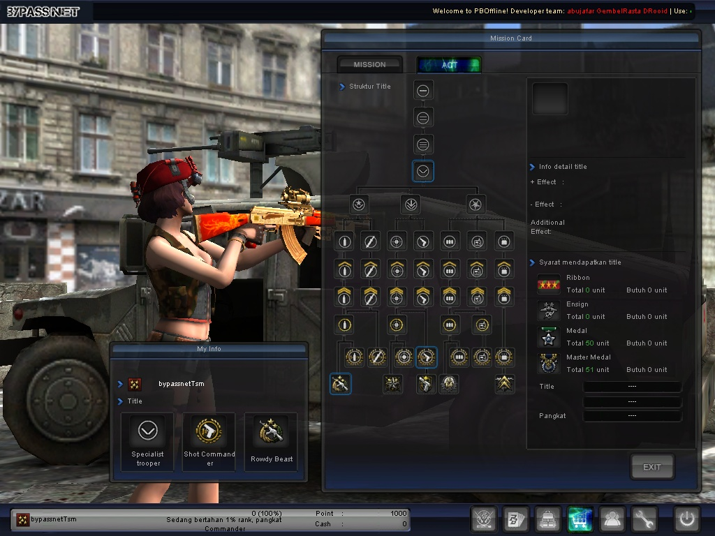 Free download point blank offline 2014.