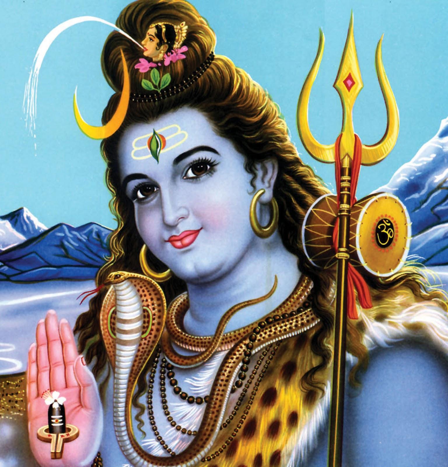 Shiva God Images free download