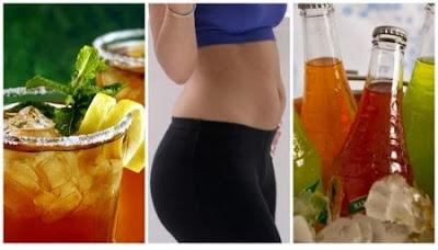 boissons à éviter si vous essayez de perdre du poids