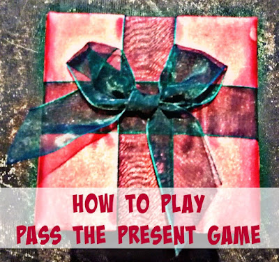How to Play Pass the Present New Year Activity Game