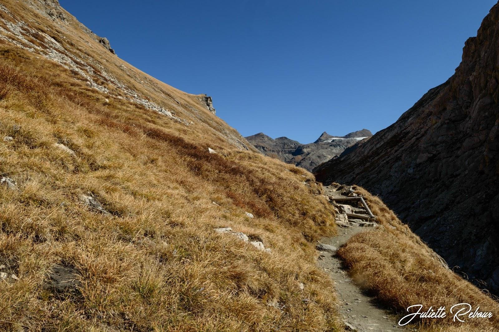 Randonnée à Val d'Isère