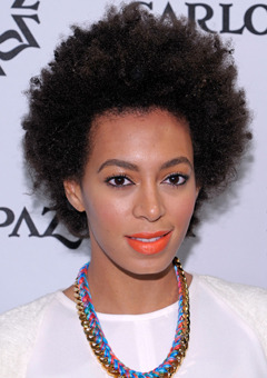 Solange Knowles Shares Her Natural Hair Secrets Curlynikki Natural Hair Care