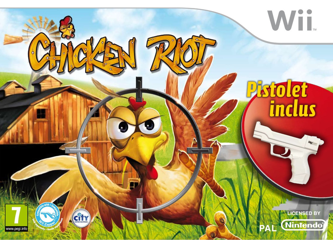 All Gaming: Chicken Riot (Wii) Free Download