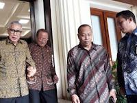 Try Sutrisno Minta TNI Tolak Anak-Cucu Eks PKI Jadi Tentara