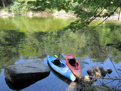 Outdoor Diversion: A Day on the Saco River