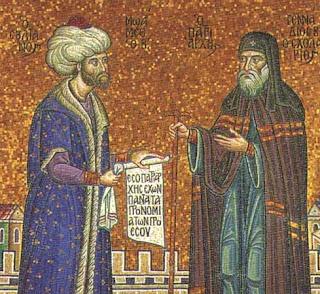 Патриарх Геннадий Схоларий: лучше султан,чем Запад и уния