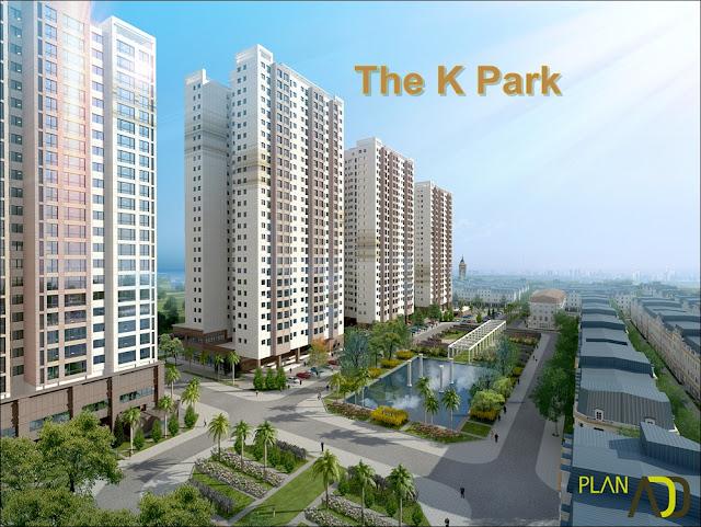 The K Park Hà Đông tối ưu cảnh quan
